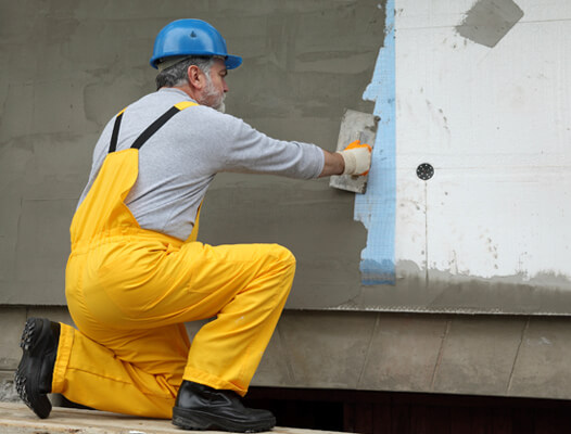 External Insulation Outside Wall Insulation Services